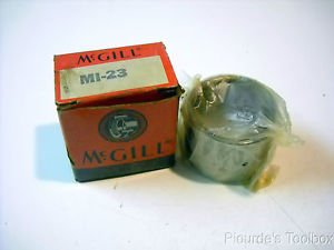 """New McGill Cagerol Needle Bearing Inner Race, 1-7/16"""" by 1-3/4"""", MI-23"""