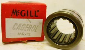 "McGILL CAGEROL MR-12 PRECISION BEARING, 3/4"" BORE"