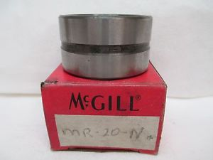 MCGILL CAGEROL NEEDLE BEARING MR-20-N MR20N MS 51961-14 MS5196114