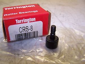 MCGILL CRS-8 CAM FOLLOWER ROLLER BEARING REPLACES CF-1/2-N-S 1/2""