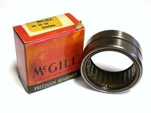 """IN BOX MCGILL NEEDLE BEARING CAGEROL 2"""" ID 2.56"""" OD MR 32 SS (4 AVAIL.)"""