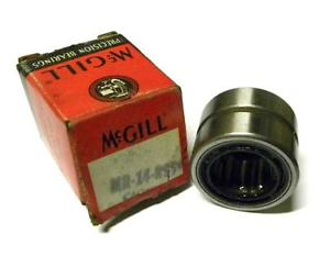 "MCGILL MR-14-RSS NEEDLE ROLLER BEARING 7/8"" X 1-3/8"" X 1"" (4 AVAILABLE)"