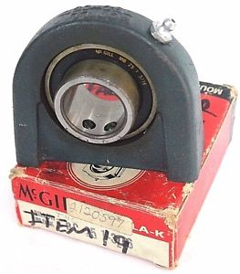 MCGILL MB 25 1 3/16 MOUNTED BALL BEARING NYLA-K TBC-06 3797901
