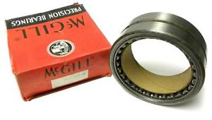 "BRAND  IN BOX MCGILL MR56N CAGEROL BEARING 3-1/2"" X 4-1/2"" X 1-3/4"" (3 AVAIL)"