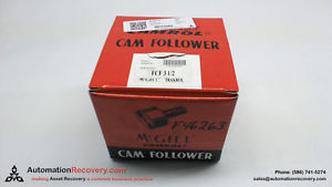 MCGILL FCF 3 1/2 PAT NO. 4043620 CAM FOLLOWER,  #113542