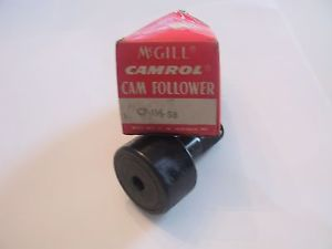 (2) New McGill Camrol Cam Follower CF 1 1/2 SB   CF11/2SB No Box
