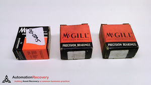 "MCGILL MR16-N – PACK OF 3 – NEEDLE ROLLER BEARING 1"" X 1-1/2"" X 3/4"", NE #216223"