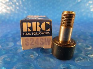 "RBC S24 SW, 3/4"" Roller Diameter; Cam Follower (=2 Mc Gill CF3/4 SB)"