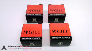 MCGILL MR22 – PACK OF 4 – NEEDLE ROLLER BEARING 1-3/8×1-7/8×1-1/4,  #216220