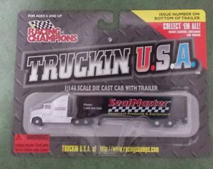 Racing Champions Truckin USA Seal Master Transport 1/144