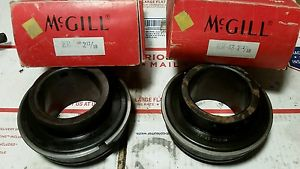 "Lot Of (2) McGill ER-43 2 11/16"" 2.6875 Bearings"