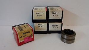LOT OF (5)  OLD STOCK! MCGILL NEEDLE BEARINGS MR-16-S
