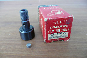 1 McGill Camrol Cam Follower Roller Bearing CF – 3/4 – S  ~  Unused