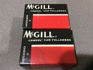 2-MCGILL bearings#CF 1 3/4 B, CAM bearing,Free shipping to lower 48, 30day