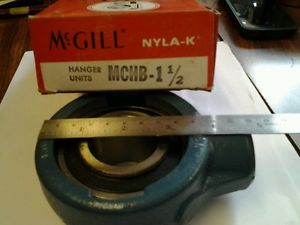 McGILL BEARING MCHB-1 1/2  hanger units