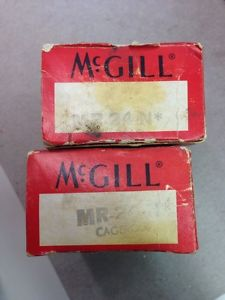 McGill Bearings MR24N Lot Of Two