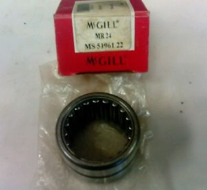 1 NIB McGill MR 24 (MS51961-22)Needle Bearing ()
