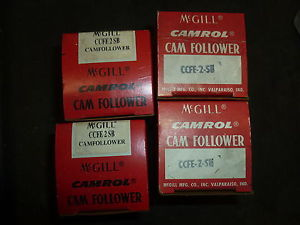 McGill Cam Follower M# CCFE-2-SB ~NIB  SURPLUS~