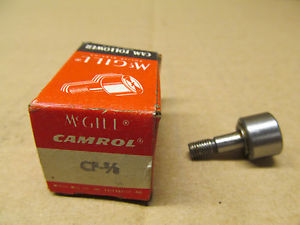 1 NIB MCGILL CF-5/8 CF5/8 CF58 CAM FOLLOWER UNSEALED STANDARD DUTY