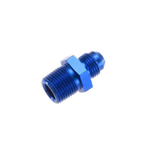 """Redhorse Performance 816-08-12-1 -08 Straight Male Adapter To -12 (3/4"""") NPT"""
