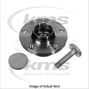 WHEEL HUB SKODA OCTAVIA (1Z3) 1.6 MultiFuel 102BHP Top German Quality