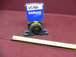 SEAL MASTER 1/2 PILLOW BLOCK BEARING GOLD LINE LOC1166