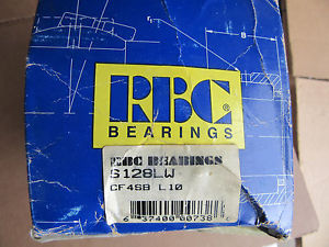 RBC Bearings S128LM Cam Follower CF 4SB !!! in Box Free Shipping