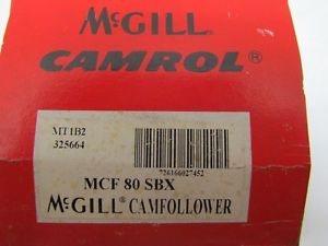 McGill MCF 80 SBX Camrol Cam Follower Bearing