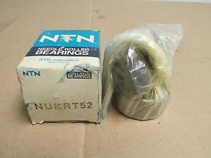 NIB NTN NUKRT52 CAM FOLLOWER BEARING NUKRT52 w/ NUT / HARDWARE