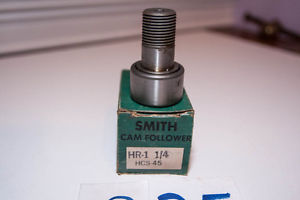 """  OLD"" Smith Cam Follower Bearing HR-1-1/4 HCS-45   Lot of 2"