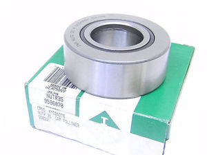 SURPLUS (2) INA CAM FOLLOWER ROLLER BEARING NUTR35