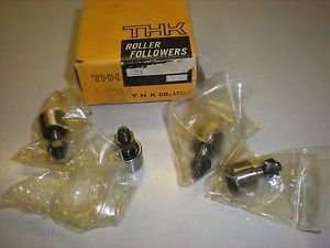Lot of (4) THK Model CF5 Cam Follower Bearings – NIB