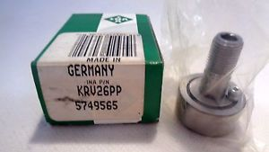 IN BOX INA KRV26PP CAM FOLLOWER BEARING MADE IN GERMANY