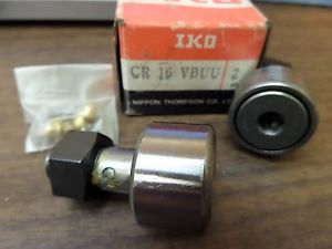 IKO CAM FOLLOWER BEARING SET CR 16 VBUU CR16VBUU