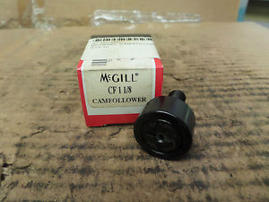 McGill Cam Follower Bearing CF 1 1/8 CF118 New