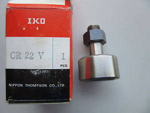 IKO Nippon CR22V Cam Follower !!! in Box Free Shipping