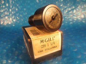 McGill  CFH 1 1/4, CFH1 1/4 CAMROL® Heavy Stud Cam Follower
