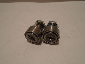 LOT OF 2 INA GERMANY KR 22PPX CAM FOLLOWER BEARINGS WITH NUTS