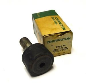 "TORRINGTON BEARINGS CRSB-20 CAM FOLLOWER 1-1/4"" (3 AVAILABLE)"
