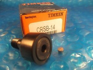 Torrington Timken CRSB14, CRSB 14,Standard Stud Cam Follower(=2 McGill CF 7/8 SB