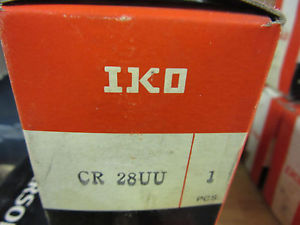 IKO CR28UU Cam Follower !!! in Box Free Shipping
