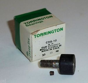 "Torrington CRS-10 5/8"" Stud Cam Needle Bearing Roller / Follower boxed"