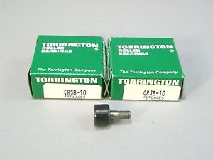 Torrington Cam Follower Bearings CRSB-10 Replaces CF-5/8-N-SB Lot Of 3 –