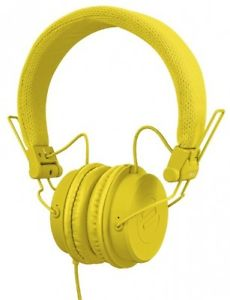 Reloop RHP-6 Ultra Compact DJ And Lifestyle Headphones Retractable Closed,