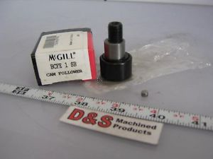 "New McGill BCFE 1 SB Cam Follower 1"" Diameter 7/16-20 Thread"