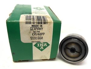 INA, CAM FOLLOWER, KRV40PP 5591660, DIAMETER 40 MM