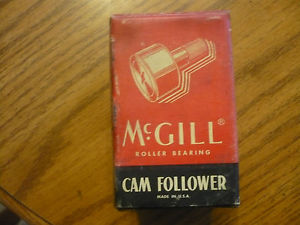 New McGill CF2SB CF 2 SB Cam Follower Bearing QUANTITY AVAILABLE