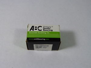 ABC Smith CR-1-1/2-XB-SS Stainless Steel Sealed Cam Follower !  !
