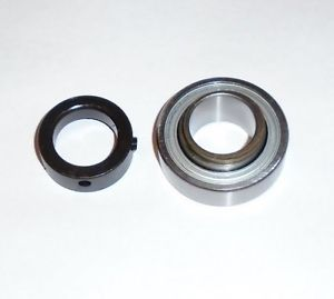 (Qty 2) Stens 225-217 Replacement Sealed Ball Bearing  Eccentric Locking Collar