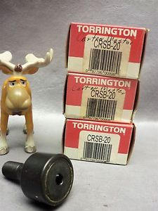 Torrington CRSB-20 Cam Follower Bearings Lot of 3